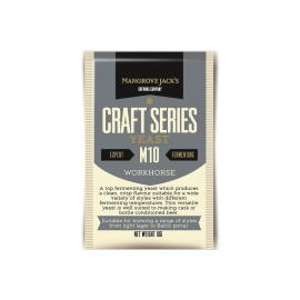 Workhorse Beer Yeast M10, 10 гр