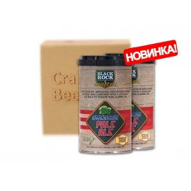 Смесь пивная Black Rock Craft American Pale Ale (3.4 кг)