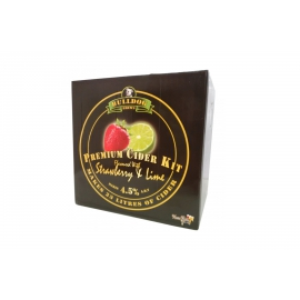 Bulldog Strawberry & LimeCider (3 кг)