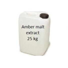 Неохмеленный солодовый экстракт Muntons Amber (25 кг)