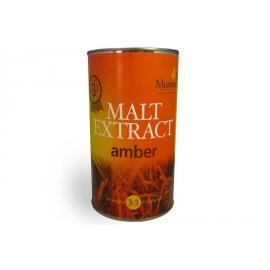 Неохмеленный солодовый экстракт Muntons Amber (1.5 кг)