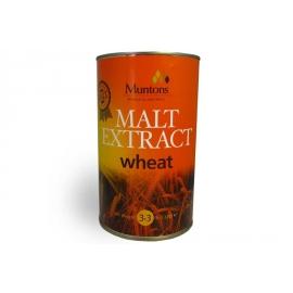 Неохмеленный солодовый экстракт Muntons Wheat (1.5 кг)
