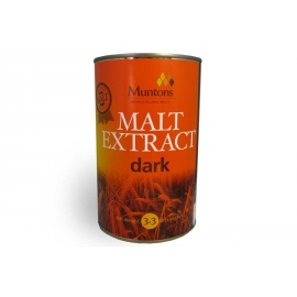 Неохмеленный солодовый экстракт Muntons Dark (1.5 кг)
