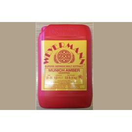 Неохмеленный солодовый экстракт Weyermann Амбер (4 кг)