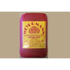 Неохмеленный солодовый экстракт Weyermann Вена Красный (4 кг)